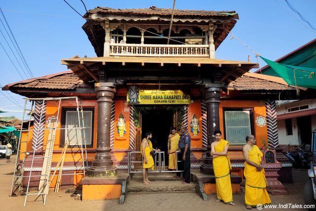 Shree Maha Ganapati temple - Places to visit in Gokarna