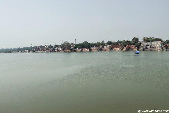 Ghats of Ganga at Bithoor