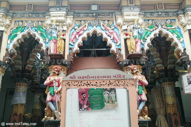 Lakshminarayan Mandir in Mumbai