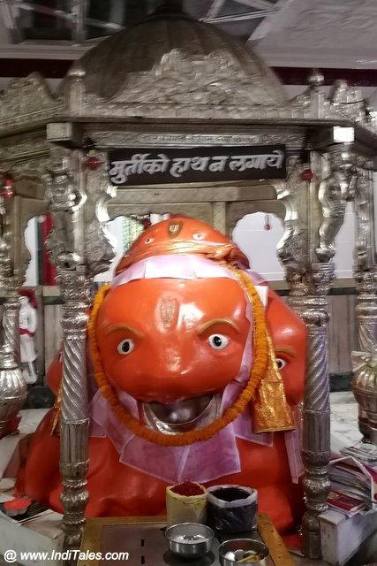 Panchmukhi Hanuman Mandir