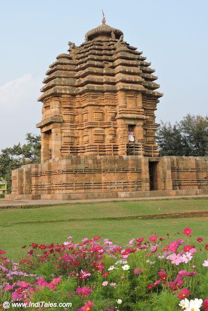 Bhaskaresvara temple landscape view