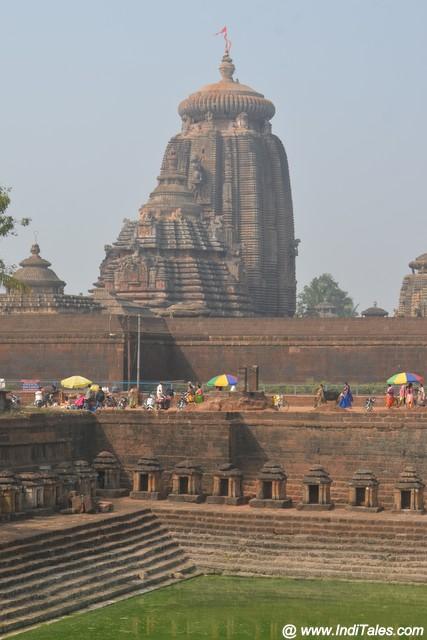 Lingaraj temple of Bhubaneshwar